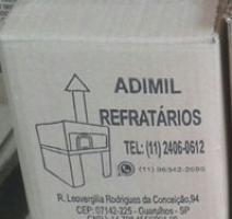 Fornecedor de materiais refratários